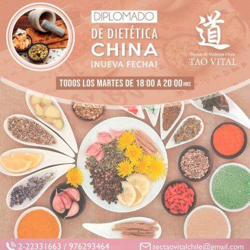 Diplomado de Dietética China