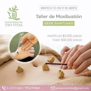 Taller de Moxibustión – Santiago
