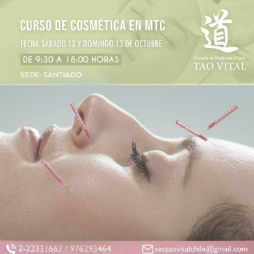 Curso de Cosmética en Medicina China- Santiago