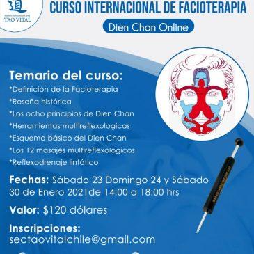 Curso Internacional de Facioterapia